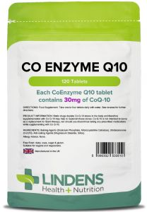 Co Enzyme Q10 - 30mg
